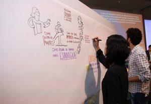 Para o Polo Cultural,o desenvolvimento de ações conjuntas, de mesmo ideais, é a melhor forma de relacionamento entre instituições e financiadores | Foto: Divulgação/ Gife